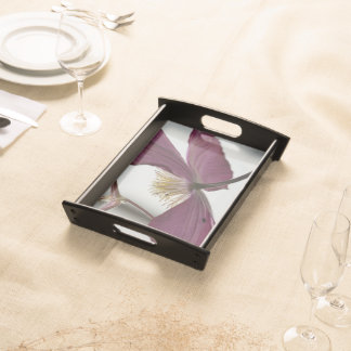 Serving tray Krea Clematis