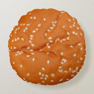 Sesame Seed Bun Pillow