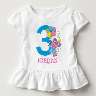 Sesame Street | Abby Cadabby Birthday Toddler T-shirt