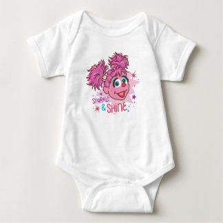 Sesame Street | Abby Cadabby - Sparkle & Shine Baby Bodysuit