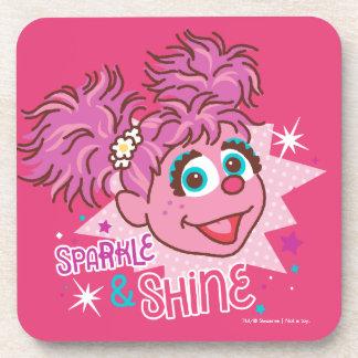 Sesame Street | Abby Cadabby - Sparkle & Shine Coaster