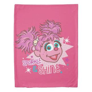 Sesame Street | Abby Cadabby - Sparkle & Shine Duvet Cover