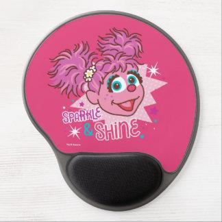 Sesame Street | Abby Cadabby - Sparkle & Shine Gel Mouse Pad