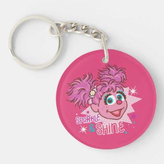Sesame Street | Abby Cadabby - Sparkle & Shine Keychain