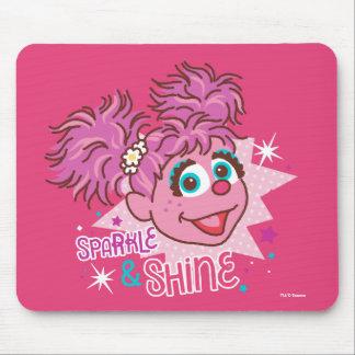Sesame Street | Abby Cadabby - Sparkle & Shine Mouse Pad