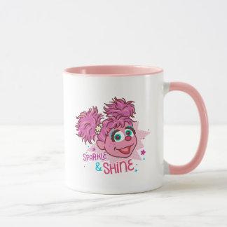 Sesame Street | Abby Cadabby - Sparkle & Shine Mug