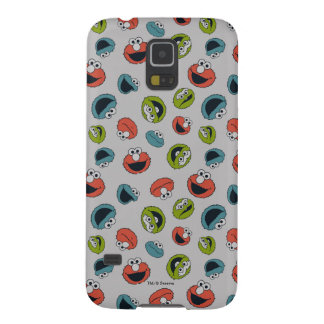 Sesame Street | All Star Team Pattern Galaxy S5 Cover