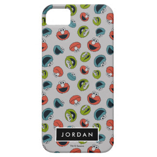 Sesame Street | All Star Team Pattern iPhone 5 Case