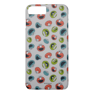 Sesame Street | All Star Team Pattern iPhone 7 Plus Case