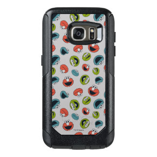 Sesame Street | All Star Team Pattern OtterBox Samsung Galaxy S7 Case