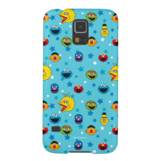 Sesame Street | Best Friends Star Pattern Case For Galaxy S5