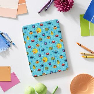 Sesame Street   Best Friends Star Pattern iPad Air Cover