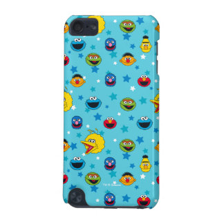Sesame Street | Best Friends Star Pattern iPod Touch 5G Cover