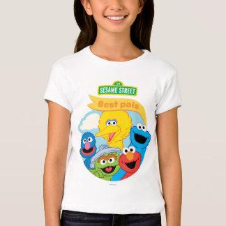 Sesame Street Character Art T-Shirt