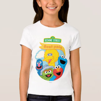 Sesame Street Character Art T Shirts