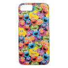 Sesame Street Character Faces Pattern Case-Mate iPhone Case