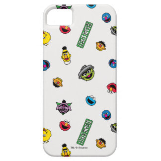 Sesame Street Character Pattern iPhone 5 Case