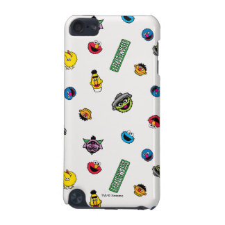 Sesame Street Character Pattern iPod Touch (5th Generation) Cases