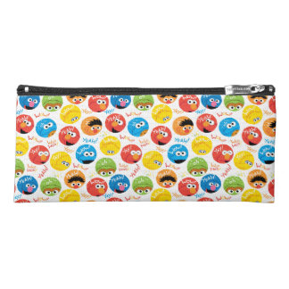 Sesame Street Character Pattern Pencil Case