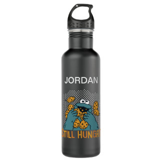 Sesame Street | Cookie Monster - Still Hungry 710 Ml Water Bottle