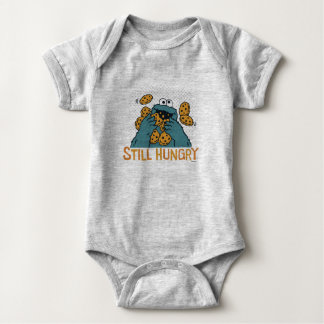Sesame Street | Cookie Monster - Still Hungry Baby Bodysuit