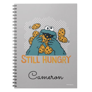 Sesame Street | Cookie Monster - Still Hungry Notebook