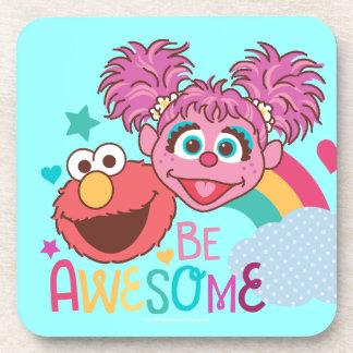 Sesame Street | Elmo & Abby - Be Awesome Coaster
