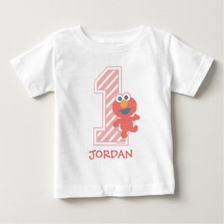 Sesame Street | Elmo First Birthday Baby T-Shirt