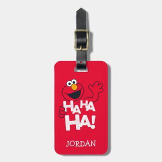 Sesame Street | Elmo - Ha Ha Ha! Bag Tag