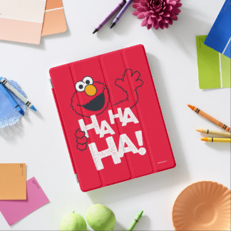 Sesame Street | Elmo - Ha Ha Ha! iPad Cover
