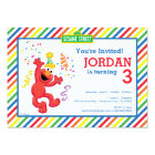 Sesame Street | Elmo - Rainbow Birthday Card