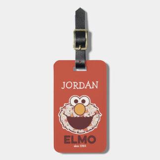 Sesame Street | Elmo Since 1984 Bag Tag