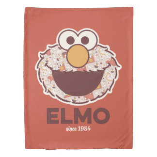 Sesame Street | Elmo Since 1984 Duvet Cover