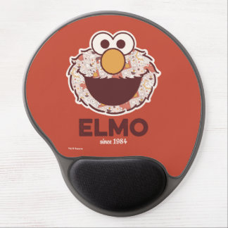 Sesame Street | Elmo Since 1984 Gel Mouse Pad