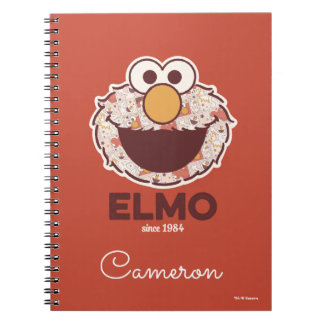 Sesame Street | Elmo Since 1984 Notebook