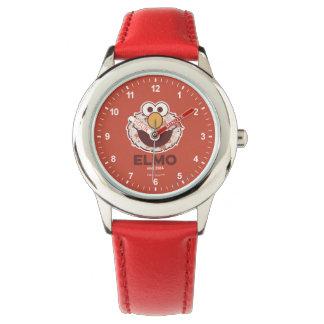 Sesame Street | Elmo Since 1984 Wrist Watches
