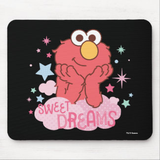 Sesame Street | Elmo - Sweet Dreams Mouse Pad