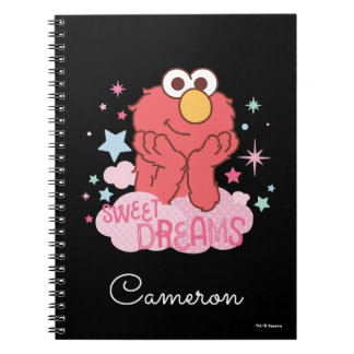 Sesame Street | Elmo - Sweet Dreams Notebook