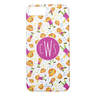 Sesame Street | Julia Music Pattern Case-Mate iPhone Case