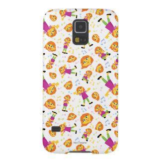 Sesame Street | Julia Music Pattern Galaxy S5 Case