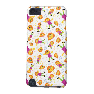 Sesame Street | Julia Music Pattern iPod Touch (5th Generation) Cases
