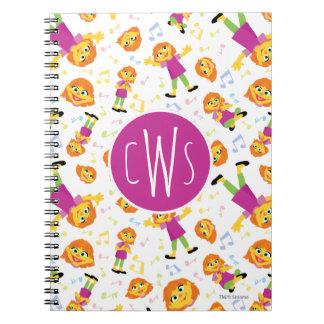 Sesame Street | Julia Music Pattern Notebooks