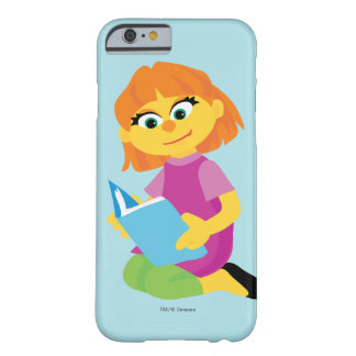 Sesame Street | Julia Reading a Book Barely There iPhone 6 Case