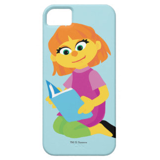Sesame Street | Julia Reading a Book Case For The iPhone 5