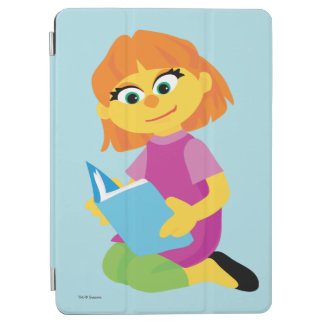 Sesame Street | Julia Reading a Book iPad Air Cover