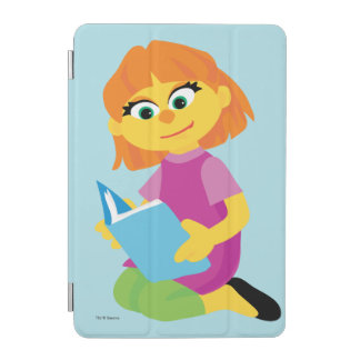 Sesame Street | Julia Reading a Book iPad Mini Cover