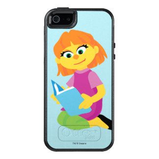 Sesame Street | Julia Reading a Book OtterBox iPhone 5/5s/SE Case
