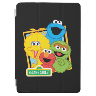 Sesame Street Pals iPad Air Cover