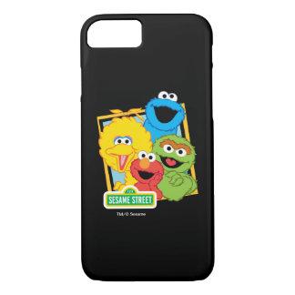 Sesame Street Pals iPhone 7 Case