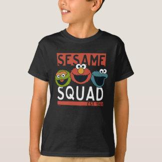 Sesame Street - peloton de sésame T-shirt